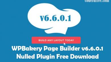 WPBakery Page Builder v6.6.0.1 Nulled Plugin Free Download
